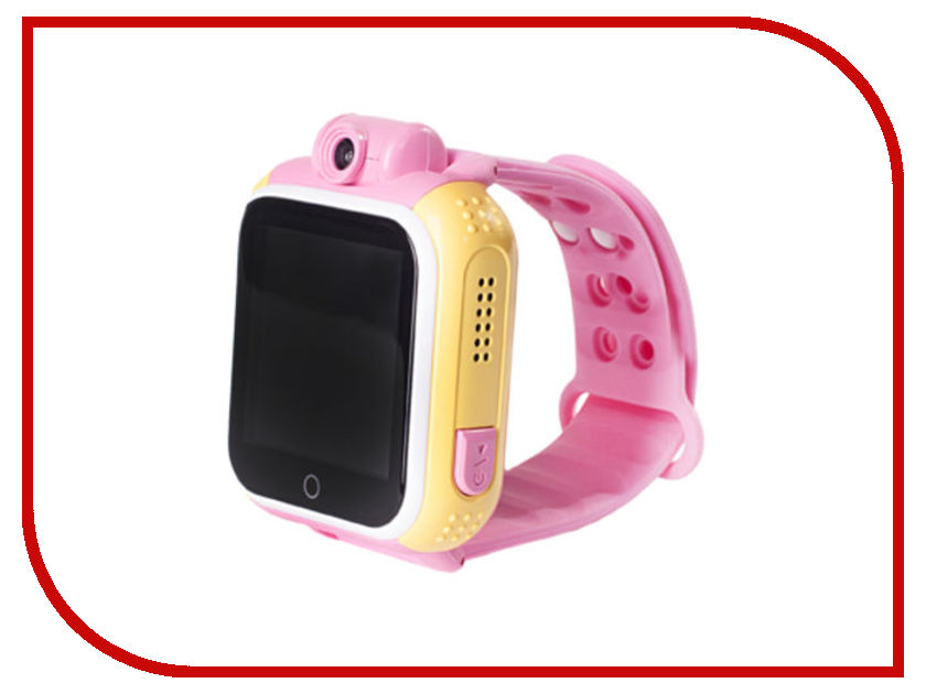Smart Baby Watch G10 Pink teamyo ecg d02 smart bracelet blood pressure wearable devices monitor cardiaco fitness watch tracker pedometer smart wristband