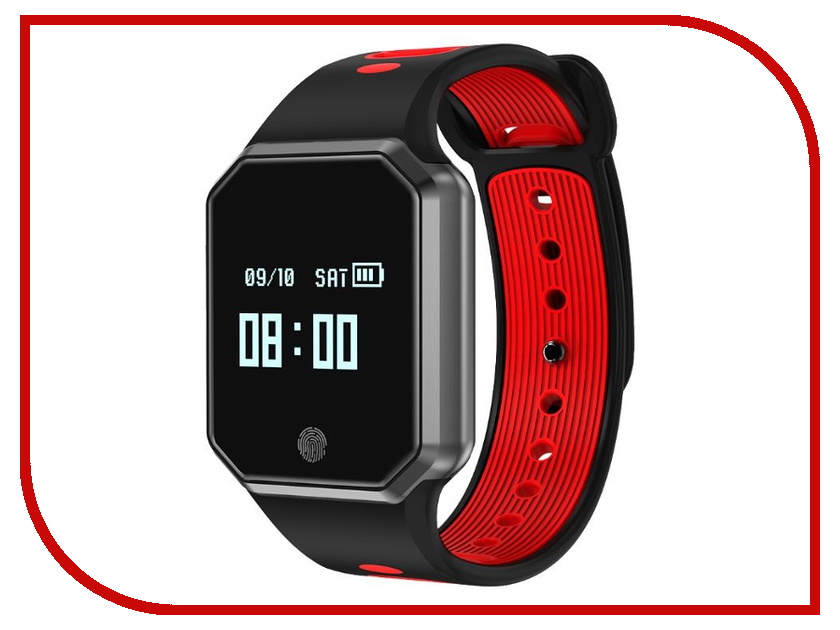 цены Умный браслет ZDK QW11 Red