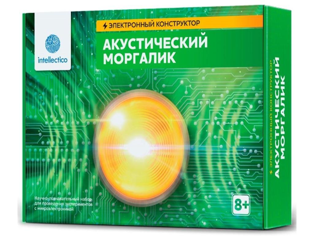 Конструктор Intellectico Акустический моргалик 1003