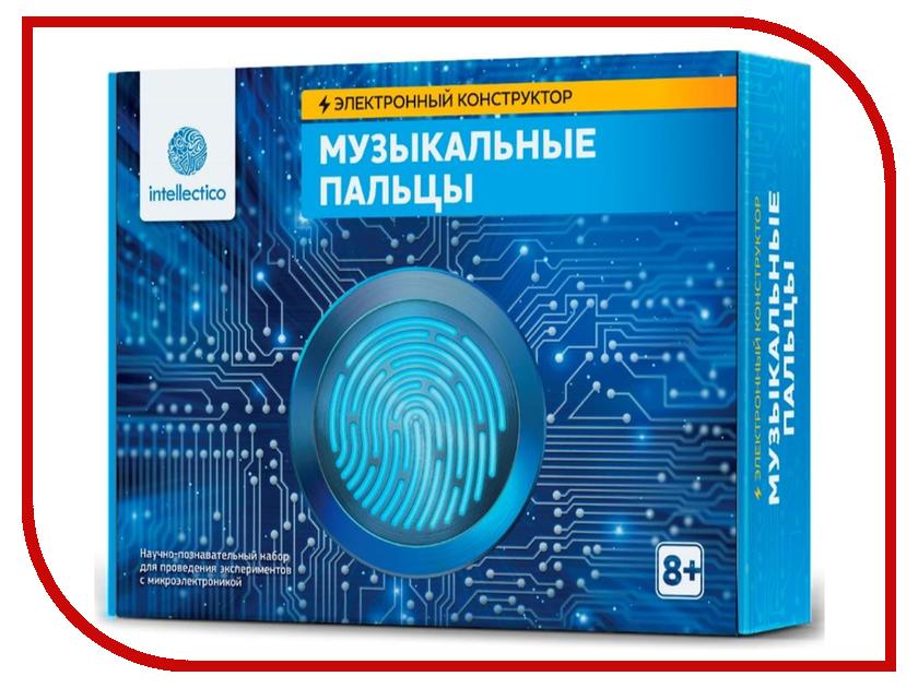 Конструктор Intellectico Музыкальные пальцы 1007 липа цв 1007