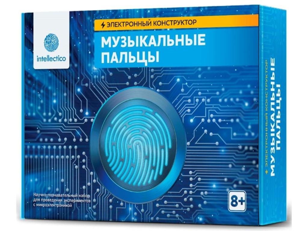 Конструктор Intellectico Музыкальные пальцы 1007