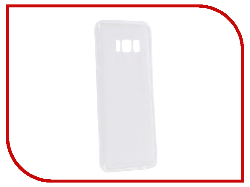 Аксессуар Чехол для Samsung Galaxy S8 Ubik 0.5mm Transparent 000671