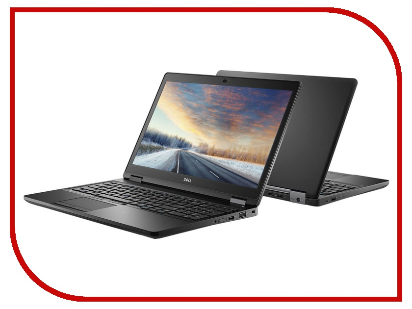 Ноутбук Dell Latitude 5591 5591-6825 Black (Intel Core i5-8300H 2.3 GHz/8192Mb/1000Gb + 256Gb SSD/Intel HD Graphics/Wi-Fi/Cam/15.6/1920x1080/Linux) ноутбук dell latitude 3560 3560 4575 intel core i5 5200u 2 2 ghz 8192mb 1000gb intel hd graphics wi fi bluetooth cam 15 6 1366x768 linux 357144