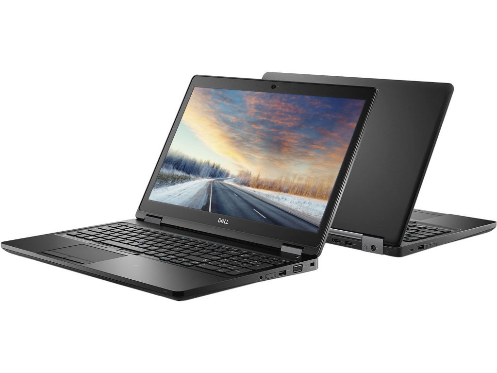 Ноутбук Dell Latitude 5591 5591-6825 Black (Intel Core i5-8300H 2.3 GHz/8192Mb/1000Gb + 256Gb SSD/Intel HD Graphics/Wi-Fi/Cam/15.6/1920x1080/Linux)