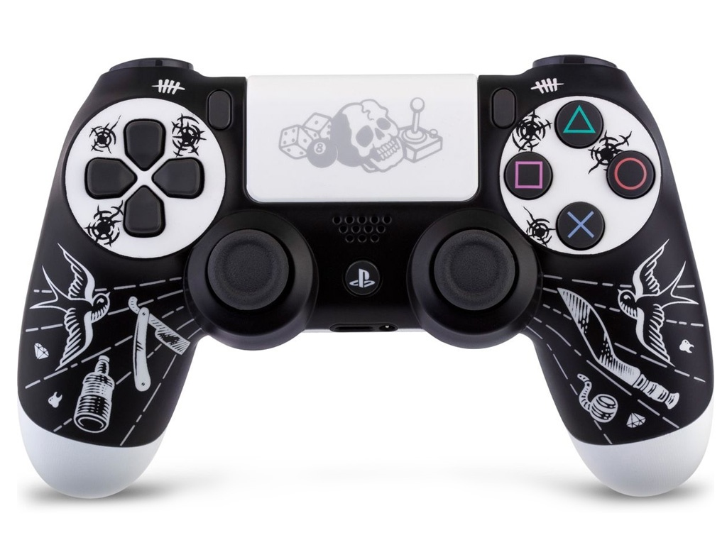 Sony DualShock 4 Disgusting Men
