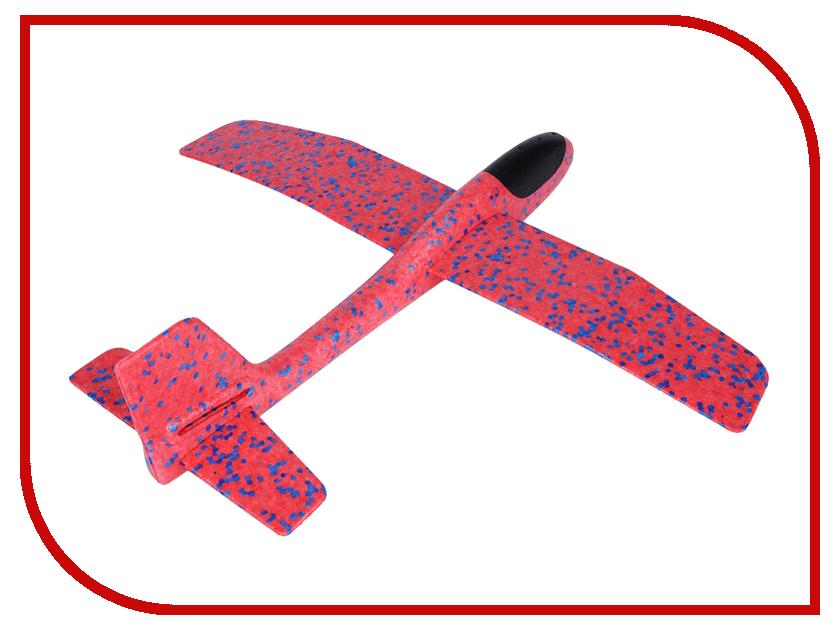 Игрушка СмеХторг Самолет планер метательный средний игрушка element13 самолет планер led red 00014