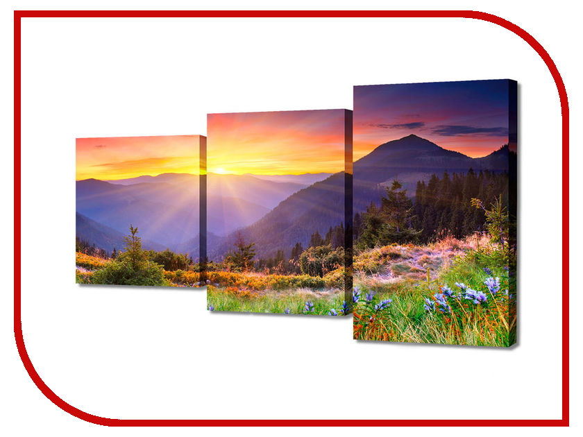 Картина Topposters 78x50cm XA-022 xa 279 колокольчик