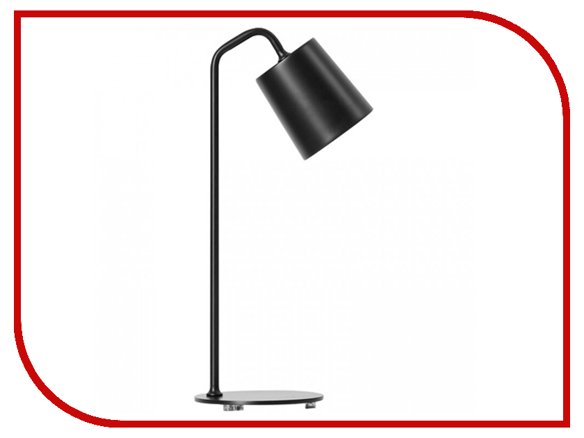 Настольная лампа Xiaomi Yeelight Minimalist E27 Desk Lamp Black светильник xiaomi yeelight led ceiling lamp 650mm white ylxd02yl
