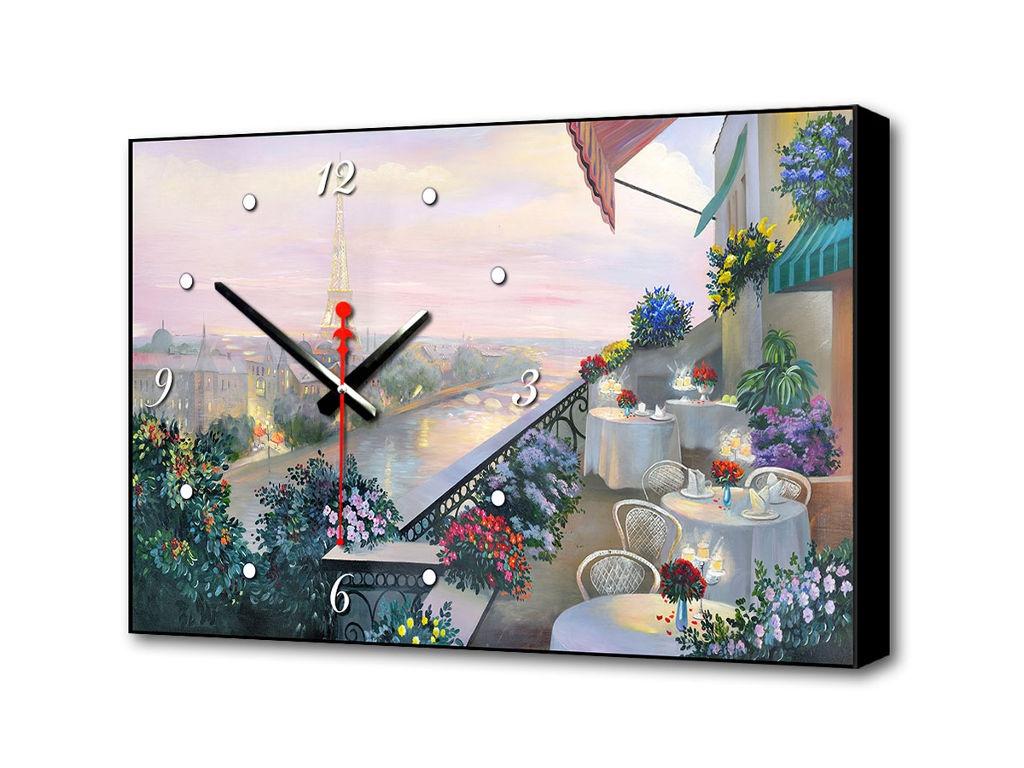 лучшая цена Часы Topposters 37x60cm BL-2509