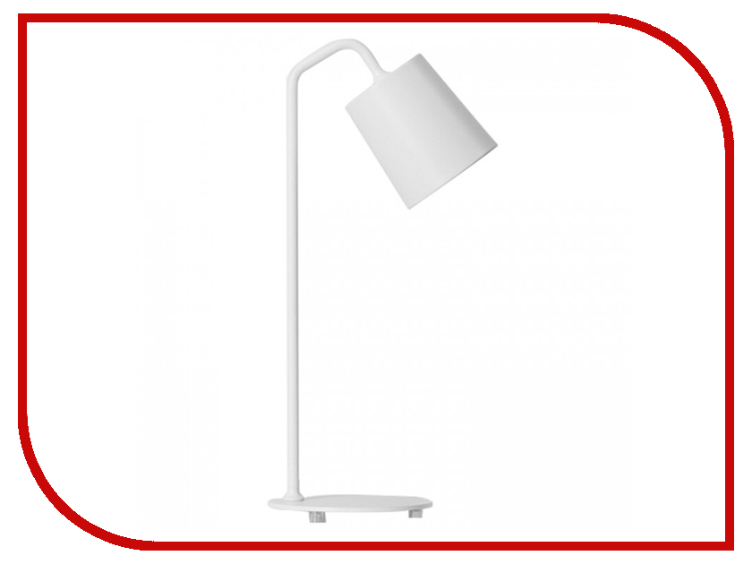 Настольная лампа Xiaomi Yeelight Minimalist E27 Desk Lamp White настольная лампа xiaomi yeelight led eye caring desk lamp pro gold