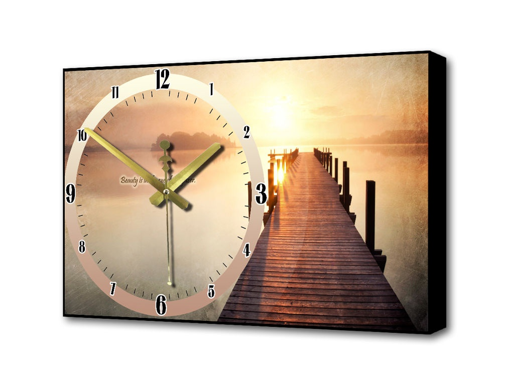 Часы Topposters 37x60cm BL-2505 все цены