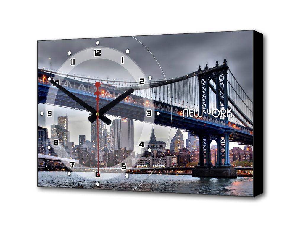 Часы Topposters 37x60cm BL-2101 все цены