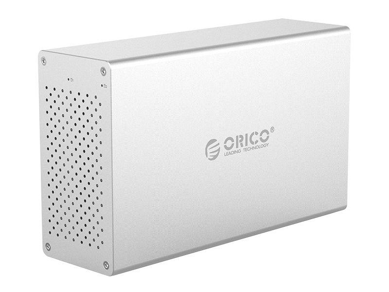 Контейнер для HDD Orico WS200RC3 Silver