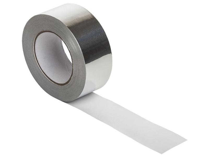 Клейкая лента MasterProf Алюминиевая 48mm x 10m HS.070029 цена