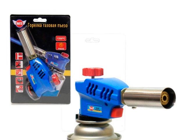 Газовая горелка МаякАвто Пъезо М5 1/100_ 12507