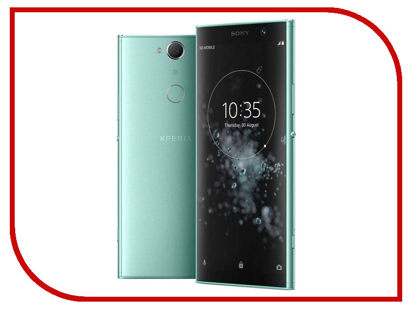 Сотовый телефон Sony Xperia XA2 Plus 32GB Green our discovery island 1 dvd