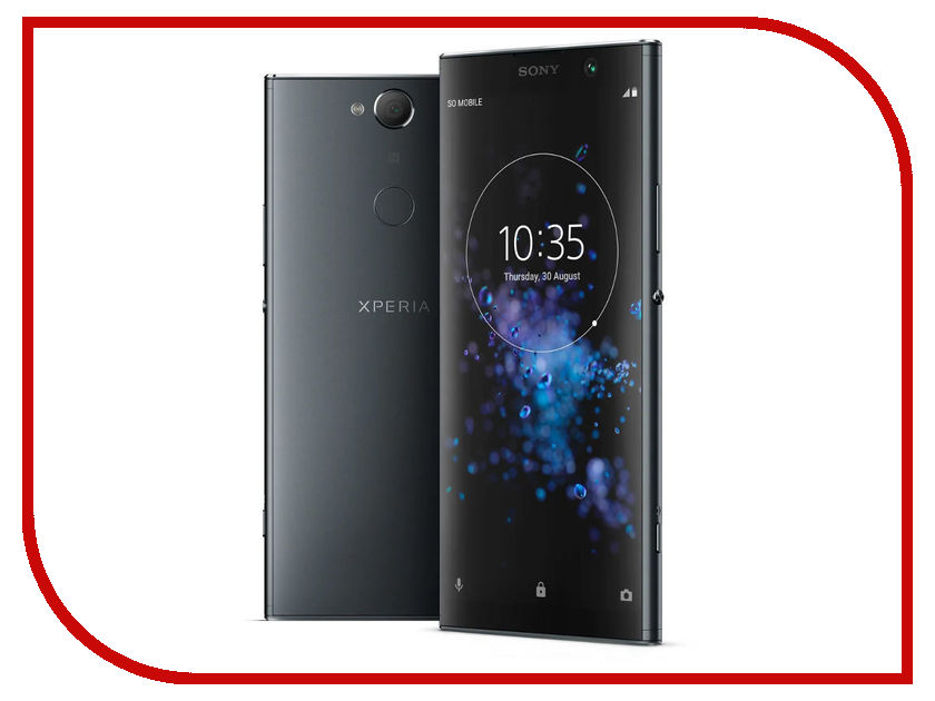 Сотовый телефон Sony Xperia XA2 Plus 32GB Black сотовый телефон archos sense 55dc 503438