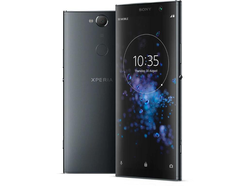 Сотовый телефон Sony Xperia XA2 Plus 32GB Black сотовый телефон sony xperia xz2 compact black