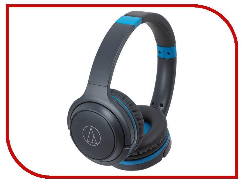 Audio-Technica ATH-S200BTGBL цена 2017
