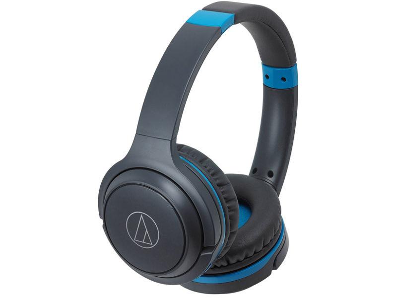 Наушники Audio-Technica ATH-S200BTGBL