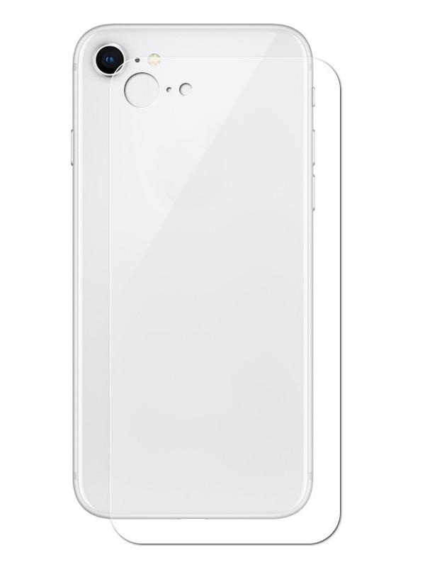 Аксессуар Защитное стекло Solomon для APPLE iPhone 8 Back 3800 аксессуар защитное стекло solomon 2 5d full cover back white для apple iphone 8 2094