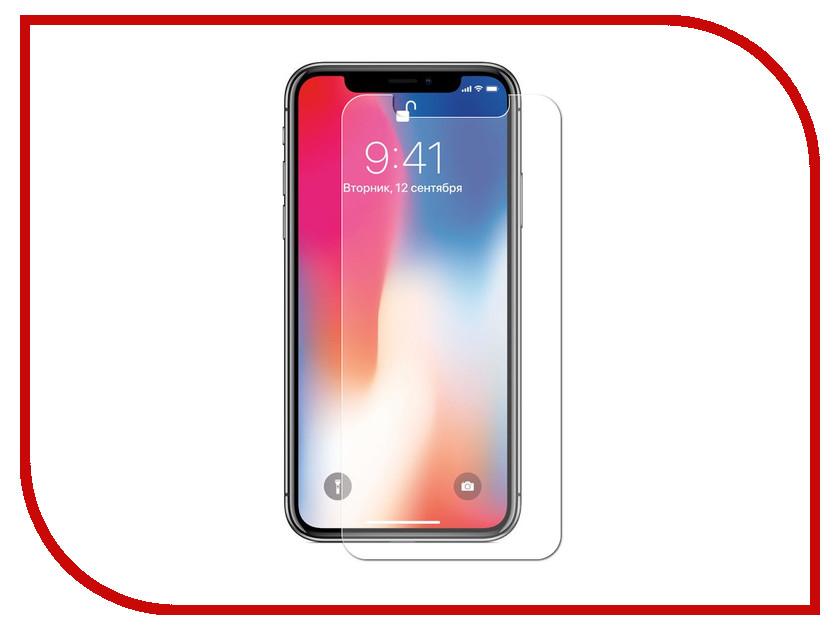 Аксессуар Защитное стекло Solomon 0.33mm APPLE iPhone X 1332 аксессуар защитное стекло sony xperia m4 aqua solomon