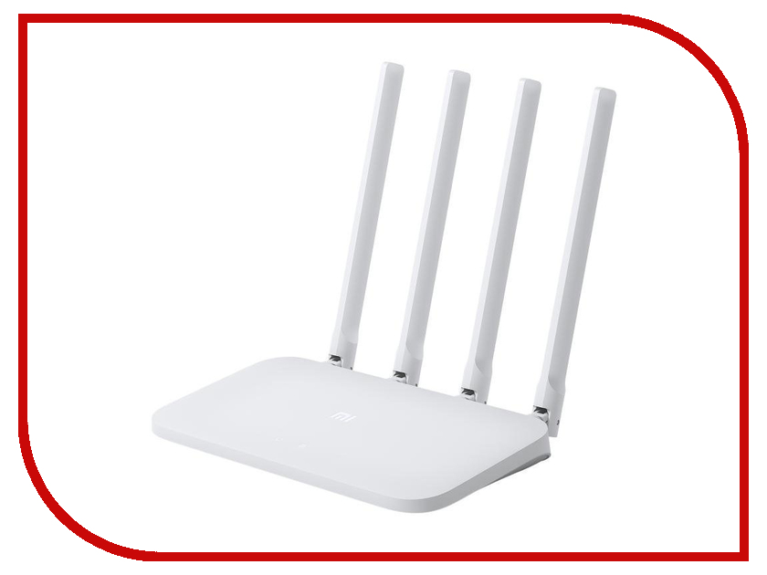 Wi-Fi роутер Xiaomi Mi WiFi Router 4C White comfast wireless outdoor cpe 300mbps wifi signal booster amplifier wifi 14dbi antenna wi fi access point cpeantenna nanostation
