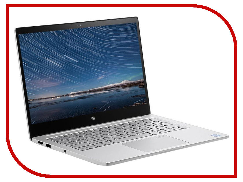 Ноутбук Xiaomi Mi Notebook Air 13.3 2018 JYU4064RU Silver (Intel Core i5-8250U 1.6 GHz/8192Mb/256Gb SSD/No ODD/nVidia GeForce MX150 2048Mb/Wi-Fi/Bluetooth/Cam/13.3/1920x1080/Windows 10 64-bit)