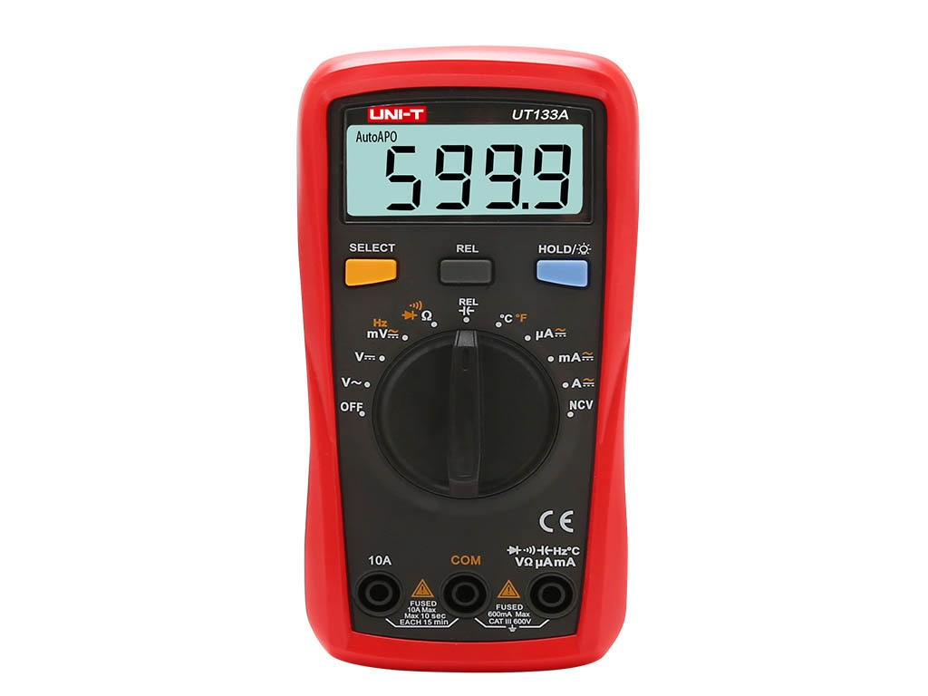 Мультиметр UNI-T UT133A