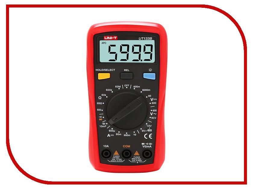 Мультиметр UNI-T UT133B uni uni t ut136b дешевый метр autoranging
