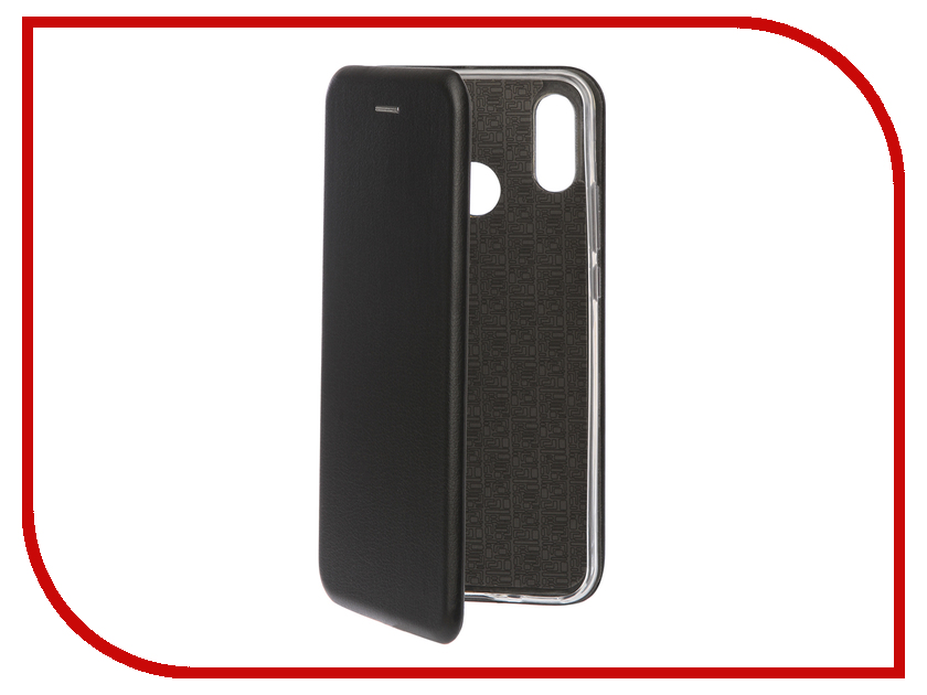 Аксессуар Чехол для Huawei Nova 3 Neypo Premium Black NSB5177 аксессуар чехол для huawei honor 9 lite neypo premium blue nsb4600