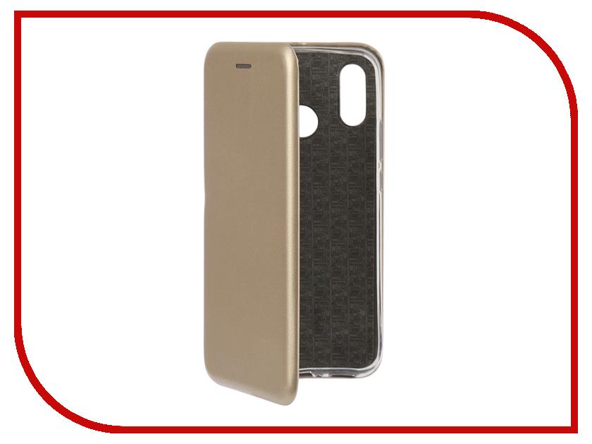 Аксессуар Чехол для Huawei Nova 3 Neypo Premium Gold NSB5175