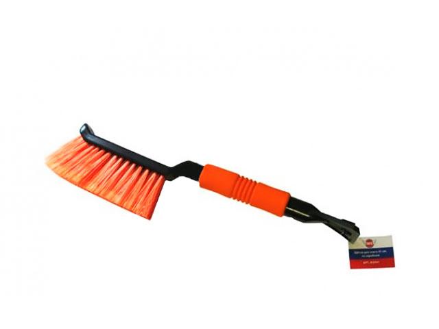 Щётка для снега со скребком МаякАвто 41cm М5 1/12_ м2041