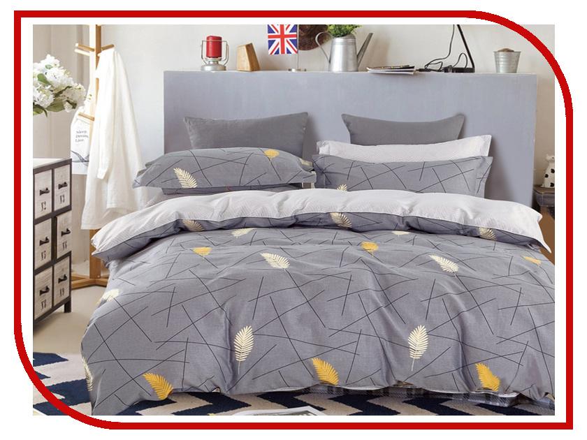 Постельное белье Cleo Satin Lux 15/258-SL Комплект 1.5 спальный Сатин