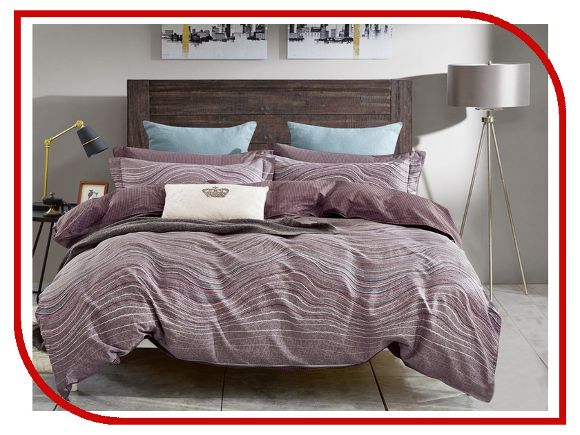 Постельное белье Cleo Satin Lux 20/261-SL Комплект 2 спальный Сатин постельное белье cleo постельное белье siracusa 2 спал