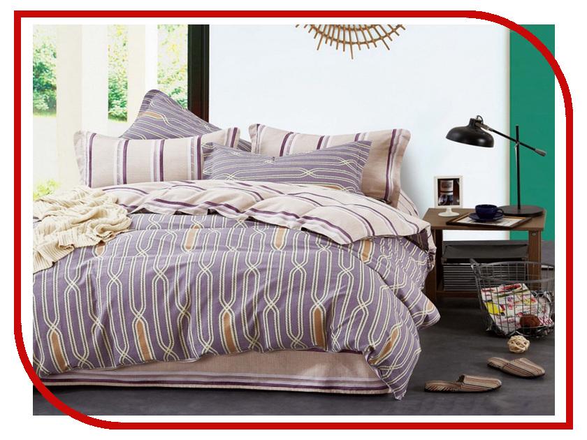Постельное белье Cleo Satin Lux 20/277-SL Комплект 2 спальный Сатин