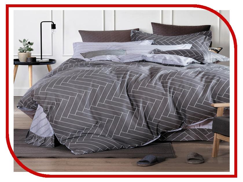 Постельное белье Cleo Satin Lux 31/275-SL Комплект Евро Сатин постельное белье экзотика кензо комплект евро сатин