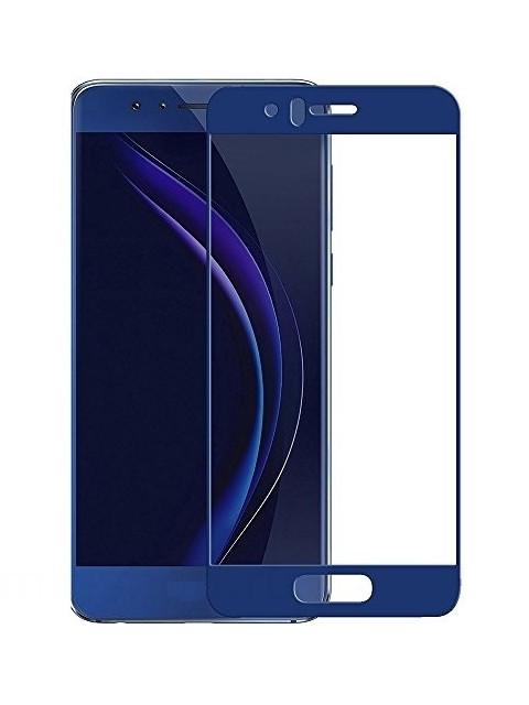 Аксессуар Защитное стекло Solomon для Honor 8 2.5D Full Cover Blue 809 аксессуар защитное стекло для huawei honor 6x solomon 2 5d full cover white 9990