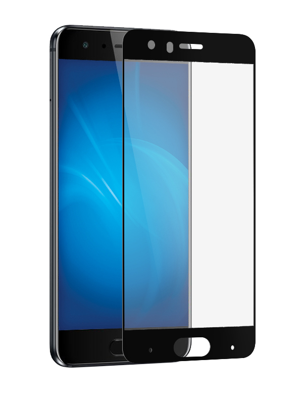 Аксессуар Защитное стекло Solomon для Honor 9 2.5D Full Cover Black 762 аксессуар защитное стекло для sony xperia xa1 solomon full 0 33mm black