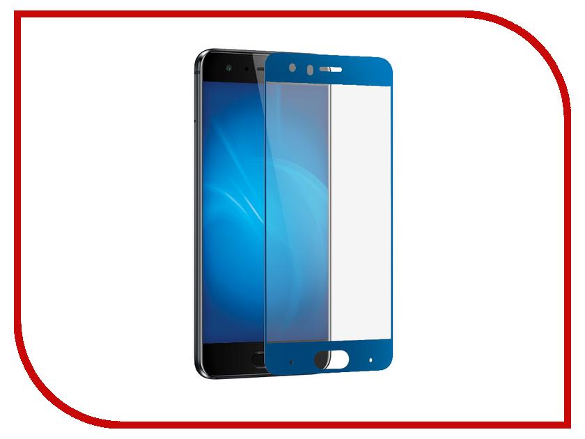 Защитное стекло для Honor 9 Solomon 2.5D Full Cover Blue 2444 аксессуар защитное стекло для huawei honor 9 solomon 2 5d full cover black 762