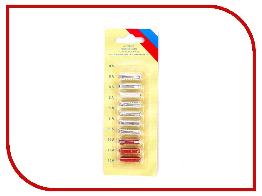 Набор предохранителей МаякАвто Цилиндрические на 2101 МА 1/20/5000/1000_ 138479