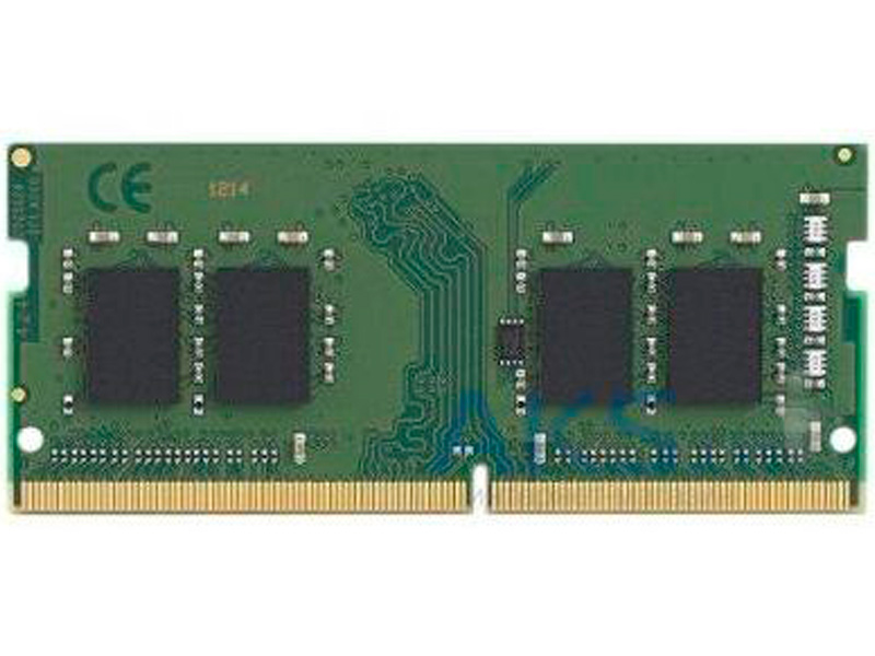 Модуль памяти Kingston DDR4 SO-DIMM 2666MHz PC-21300 CL19 - 4Gb KVR26S19S6/4