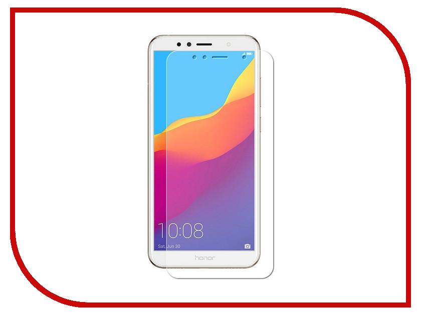 Аксессуар Защитное стекло для Huawei Honor 7A Pro Solomon 0.33mm 3718 защитное стекло для highscreen easy s s pro
