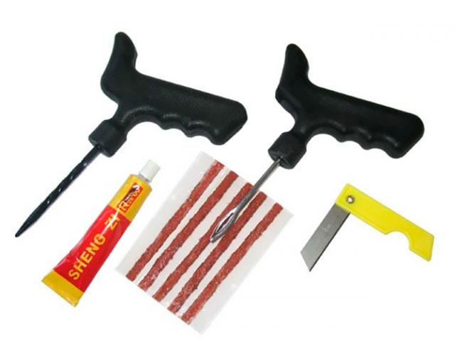 Инструмент МаякАвто для ремонта шин 9 предметов М5 1/100_ 5483