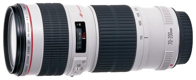 Фото - Объектив Canon EF 70-200mm f/4L USM объектив canon ef 28 300mm f