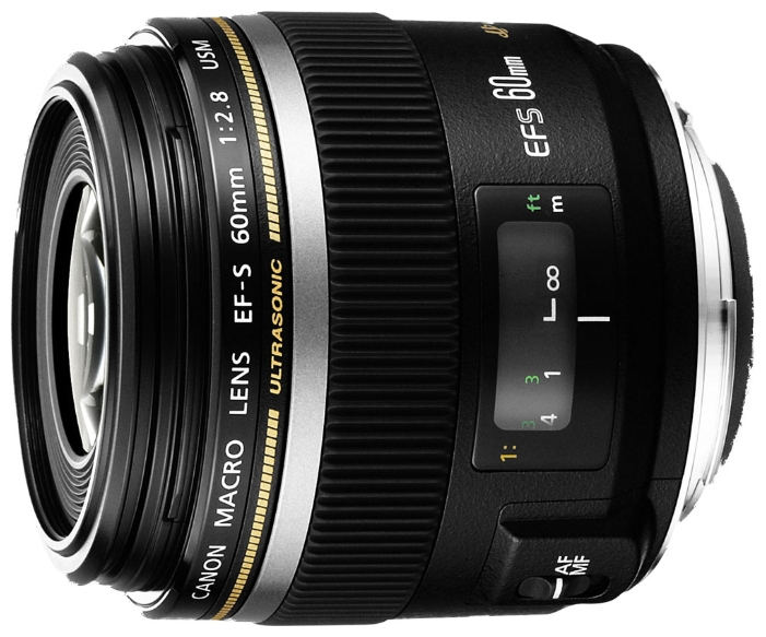 Фото - Объектив Canon EF-S 60mm f/2.8 Macro USM объектив canon ef m 28 mm f 3 5 macro is stm