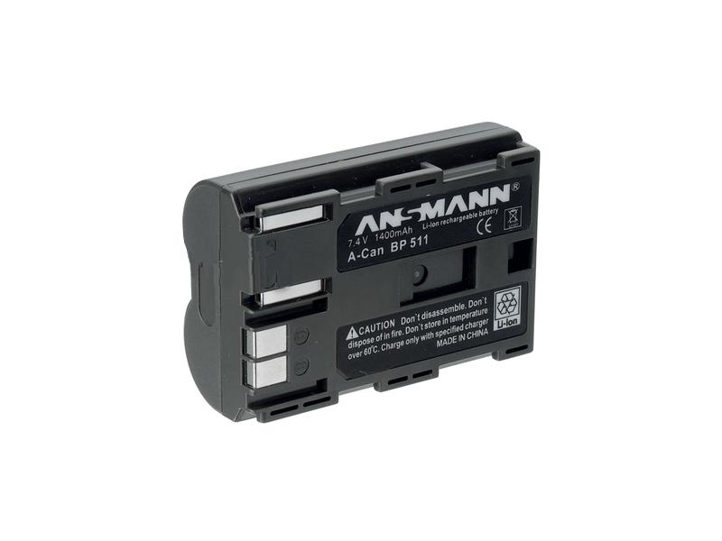 Аккумулятор Ansmann A-Can BP-511 5022283<br>