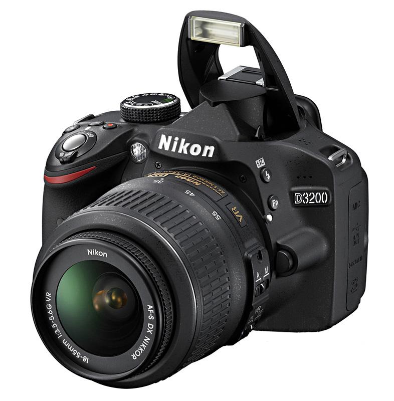 ����������� Nikon D3200 Kit AF-S DX 18-55 mm f/3.5-5.6G VR