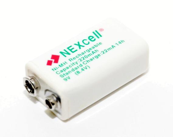 Аккумулятор КРОНА NEXcell 9V 200/220 mAh Ni-MH