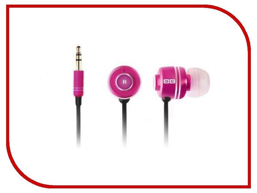 Наушники BlackBoxx EPBB-510 Pink<br>
